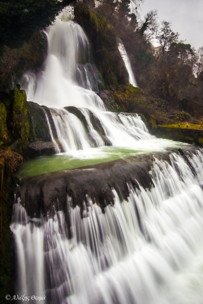 Edessa Waterfalls - 1920c