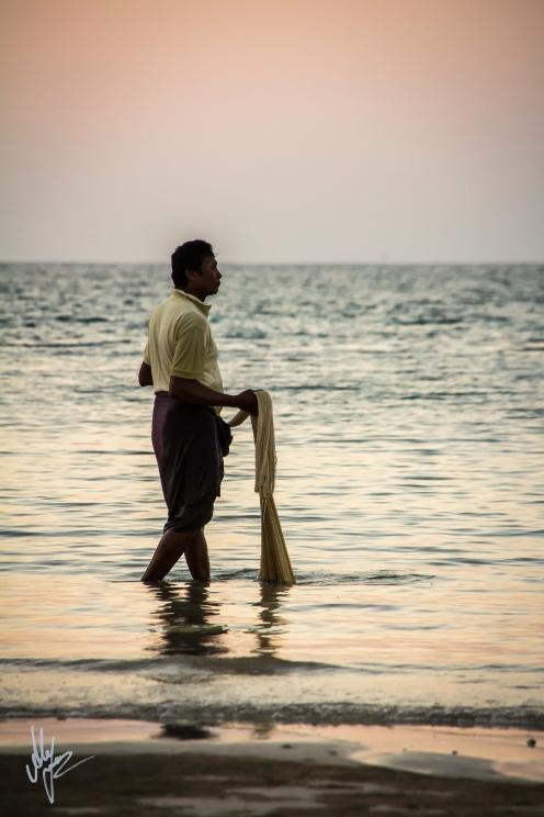 Ngapali Fisherman - 1920c