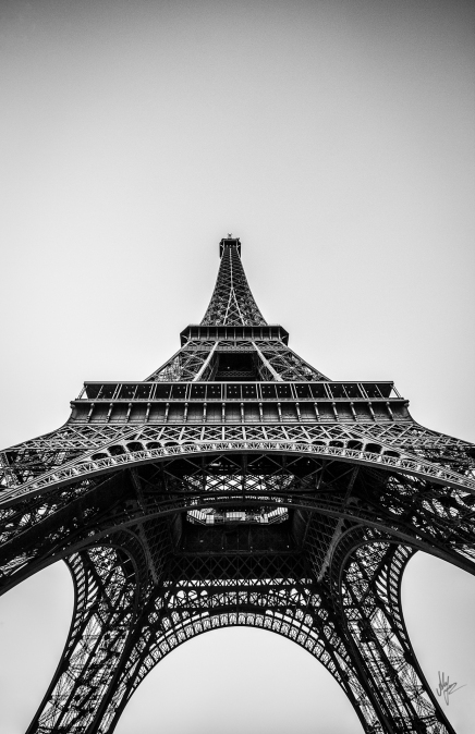 Eiffel Tower 2 - 1920c